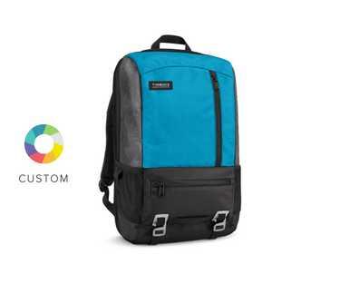 Custom Alcatraz Laptop Backpack Front